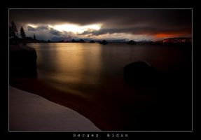 "Tahoe ""Night View"" by sergey1984"
