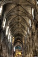 Cathedral Ceiling by suolasPhotography