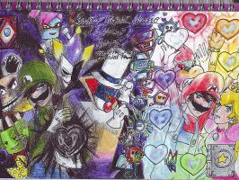 Who is stronger? by LittleSakis-Aubade