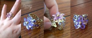Spring Faerie Ring by enchantedsea
