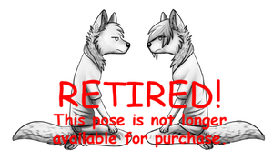 :Retired Premade: .Derp Staring . by ScarlettFeather