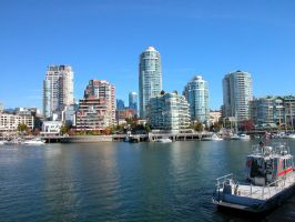 Vancouver Again by greent