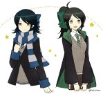 Pottermore oc Nurun and Kei *updated* by Keichan411