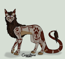 WhiteWinterWolf : Jasper by GuardianAdoptables