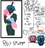 R63 time with ChryssiPuff by karsisMF97
