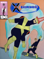 X-Factor 11 Evo Style by candyglue