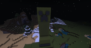 Minecraft - Creeper by Icedragon300