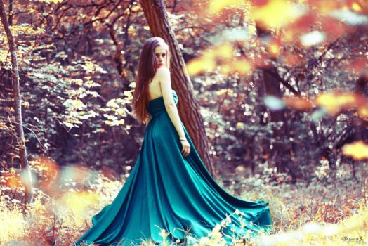 Forest Princess by bellalleb-photo