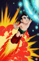 Astro Boy by WiL-Woods