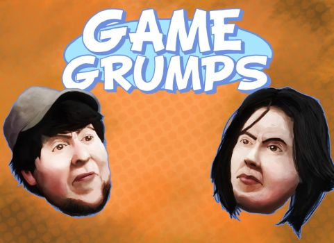 Game Grumps by SeventhTower