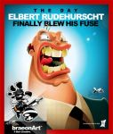 The Day Elbert Rudehurscht Finally Blew His Fuse by braeonArt