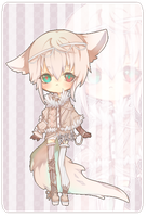 Diamond Eyed Adopt {CLOSED} by Bitschi