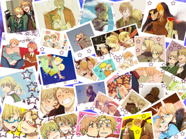 USUK Wallpaper by PoisonXLilly