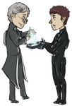Tron meets Alan by gibsonplz