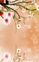 wallpaper for iphone 3 by Iulia-Oprinesc