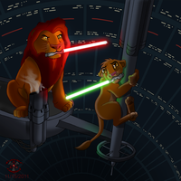 Simba I am your Father by Lord-Kiyo