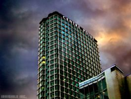 Centre Point by Lanzie
