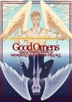 Good Omens poster by MintyMaya