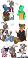 RP Scenes - Or: Find your character by Cute-Saki