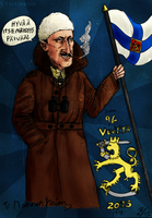 Great Independence Day for Finland! by xTheBoss