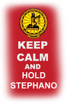 Keep Calm and Hold Stephano by ThomasO-Malley