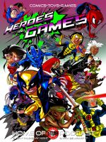 Heroes and Games by 5000WATTS