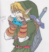 Link by 1manga2freak3