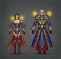Mage Lore Costume by any-s-kill