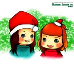 Shannon x Cammie - nowthisisliving by pipapipo