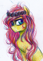 yellowandpink by Iceminth