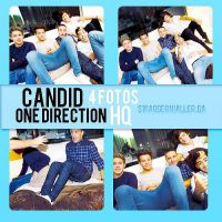 Candid One Direction by SwaggerNialler
