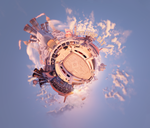 Battleship Bay - Little Planet 2 by 2900d4u