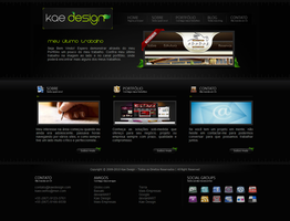 My Portfolio Kaedesign by kaedesign