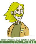 movember 22 by striffle