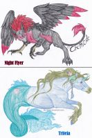 Fantasy Adopts 1 CLOSED by ForeverFallen16