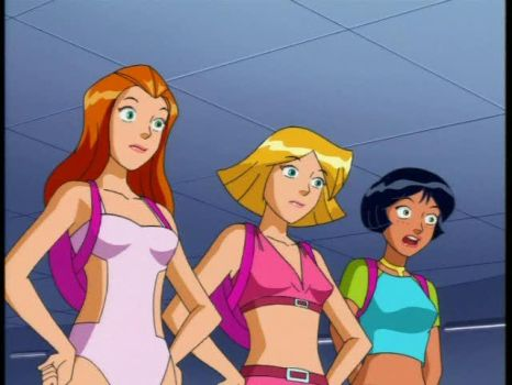 Totally Spies   Problem by Tragould