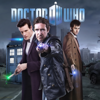 Three Doctors by PZNS