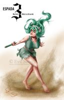 Neliel -  Bleach by Evil-Siren