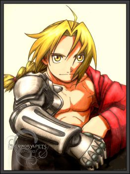 ++ FMA: Ed Ver. 3 ++ by Chernobylpets