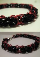 Red and Black Byzantine by whiteraven1717