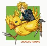 where're chocobos? by K-DDS