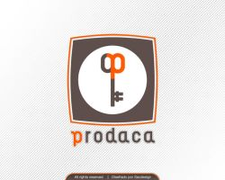 Logotipo Prodaca by SacDesign