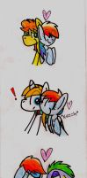 See! I Told You She Wasn't a Lesbian! by ColorfulWonders