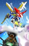 wing gundam by zhane00