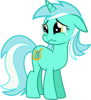 Sad Lyra by Baka-Neku