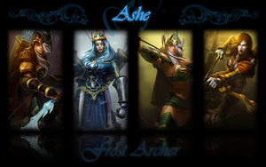 Ashe Background 2 by K4tEe