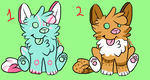 Puppy Adoptables :open: by mossyyadopts