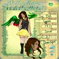 VRA Ivy Bell by QueenAphie