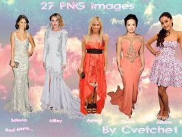 Celebrities-27 PNG Images by Cvetche1
