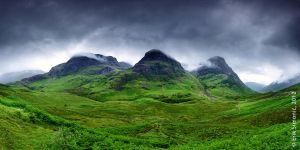 three sisters Scotland. by eriksimonic
